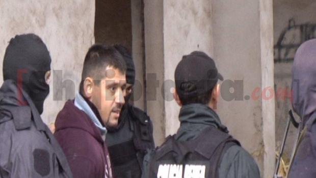 fran marashi i arrestuar
