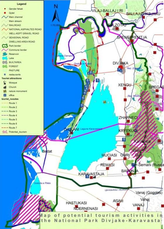 harta e divjakes