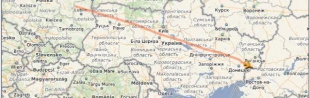 Bie avioni malajzian në Ukrainë me 295 vetë, vdesin të gjithë 129084