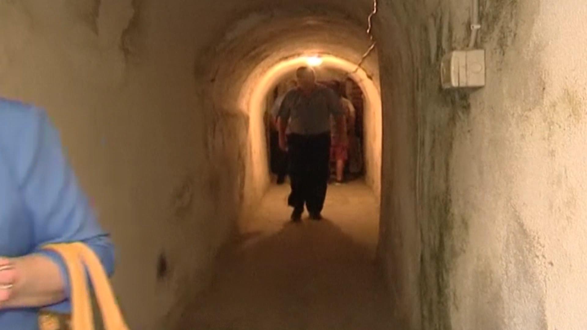 tuneli gjirokaster