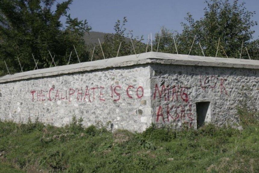 grafite isis