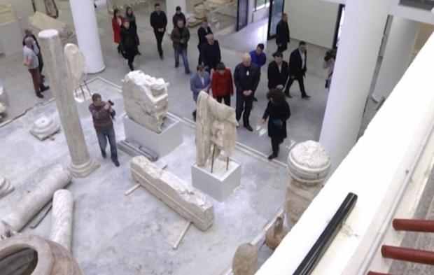 muzeu arkeologjik durres