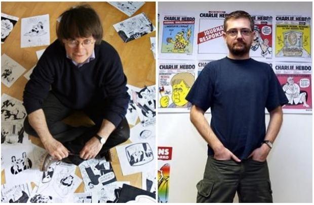 design e  Charlie Hebdo