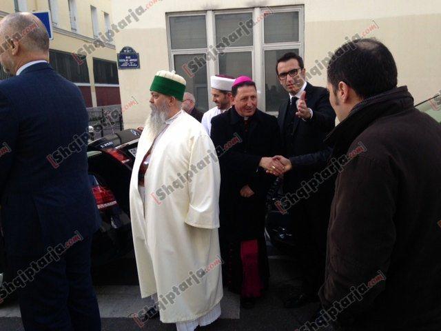 delegacioni shqiptar ne france