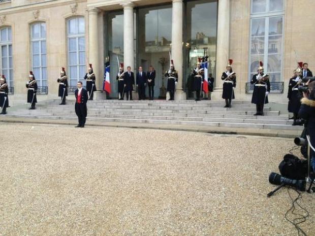 pallati presidencial elysee