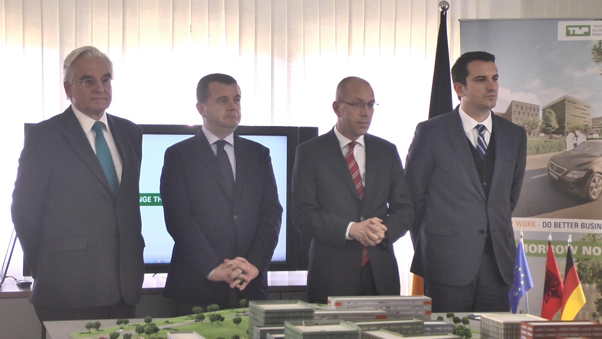 Lindner Projekt Tirana