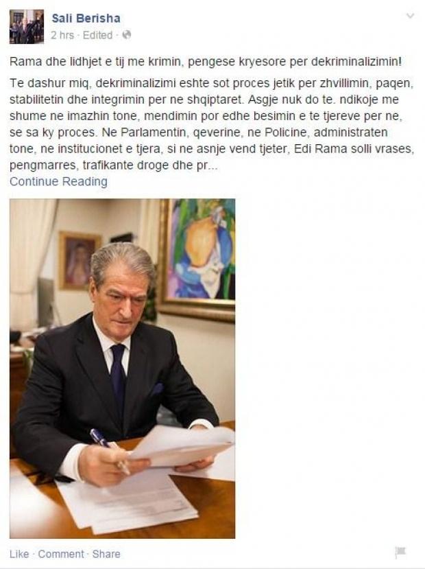 Salih Berisha EU Botschafterin
