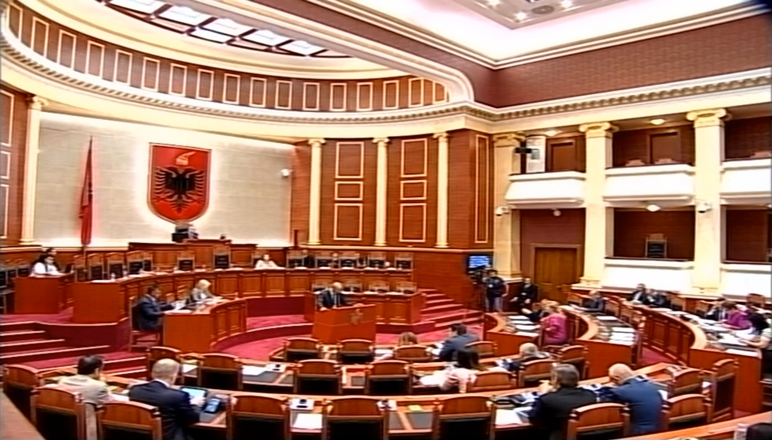 ligji per debatet ne parlament