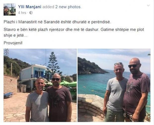 Ylli Manjani