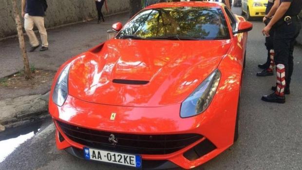 Ferrari Tirane