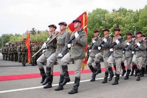 ushtria maqedone