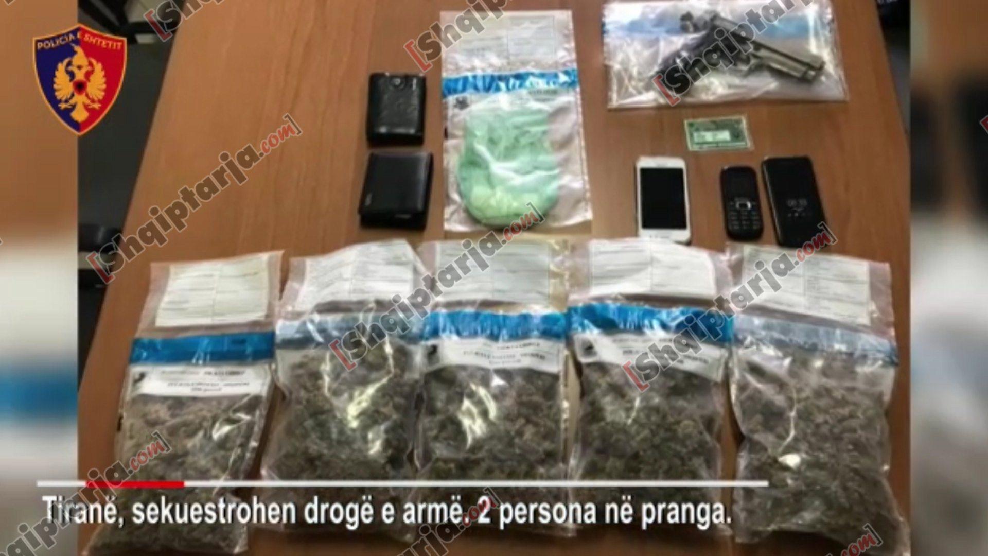 droga tirane