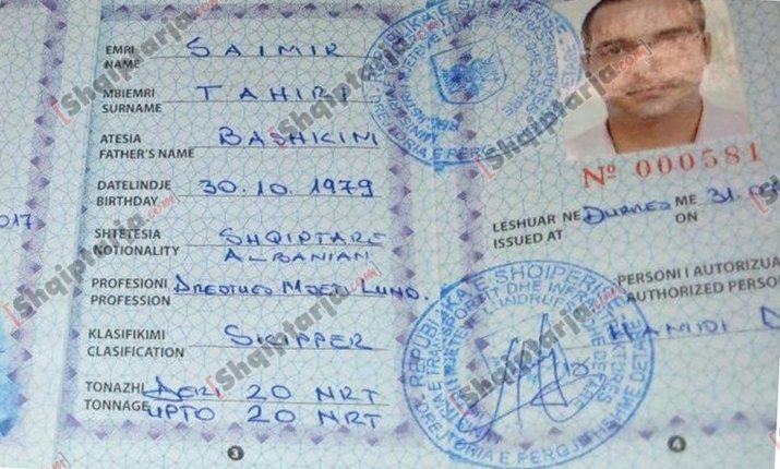 pasaporta saimir tahiri 2