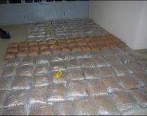 Gjirokastër, kapen 160 kg  drogë u ble në Lazarat|