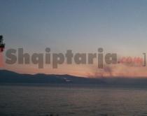 Digjet në flakë Karaburuni, MB  raportoi Vlorën pa vatra aktive