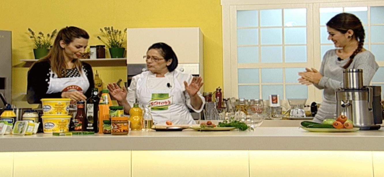 të hap librat e kuzhinës dhe shpesh i krijoj vet recetat e gatimit