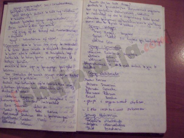 Proces verbali orogjinal per grevene e urise 18 shkurt 1991