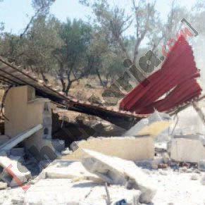 prishje e ndërtimeve pa leje në Ksamil 5 me logo
