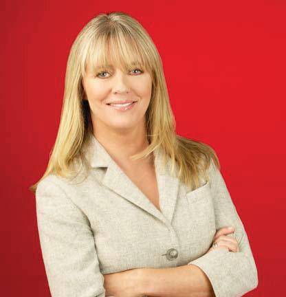 Debora Rayner, zv presidentja e CNN Internacional
