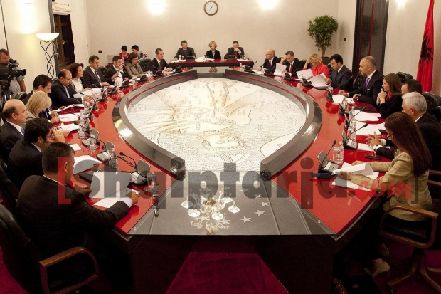 mbledhja qeverise rama